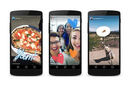 Social media Instagram cambia e lancia le storie