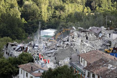 Trani: Sisma nel Centro Italia: tre scosse nella notte