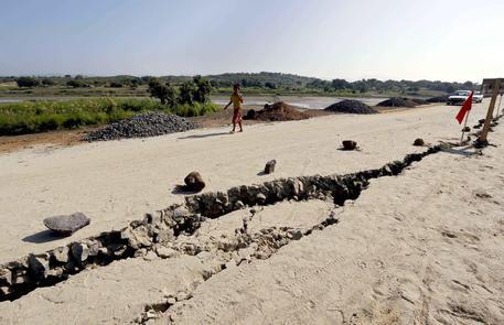 Myanmar: forte sisma 6,8 Richter, avvertito anche a Bangkok
