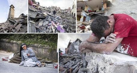 Terremoto nel centro dell'Italia © ANSA