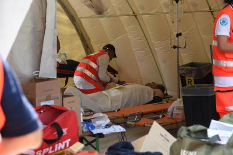 Terremoto in Centro Italia, Protezione civile Bolzano invia prima squadra