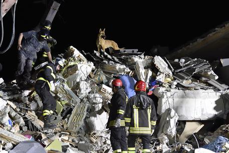 Terremoto, domani funerale assistente capo polizia Ezio Tulli