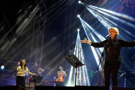 Concertone Notte della Taranta di Carmen Consoli sulla Rai