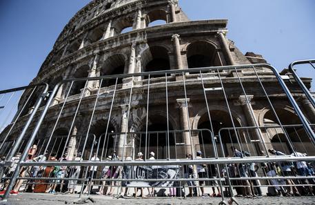Corte dei Conti, dubbi sull'operazione di restauro del Colosseo