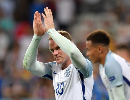 Rooney lascerà la nazionale inglese dopo il Mondiale 2018