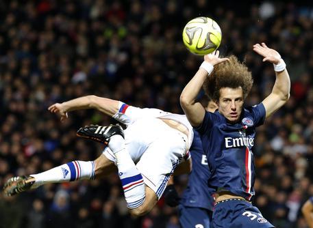 Il Chelsea riabbraccia David Luiz: 35 milioni al Psg