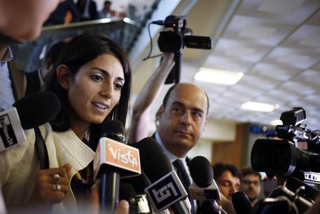 Zingaretti, Regione e Campidoglio non si fanno opposizione (ARCHIVIO) © ANSA