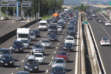 Ferragosto: Viabilità Italia, traffico intenso in mattinata
