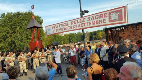 Inaugurato il festival delle sagre piemonte for Fiere in piemonte oggi