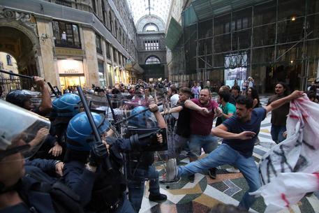 De Magistris: non incontro Renzi perché c'è Nastasi