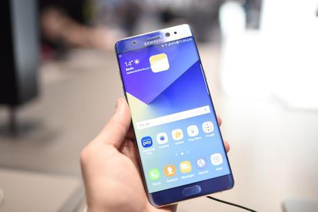Galaxy Note 7, Samsung svela il