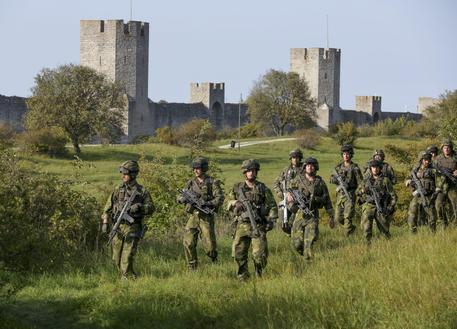 Il risveglio militare russo fa paura In Svezia torna la leva obbligatoria