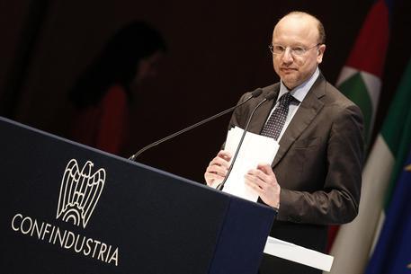 Il presidente di Confindustria Vincenzo Boccia © ANSA