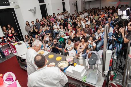 'Sweety of Milano', due giorni tra dolci e maestri pasticceri