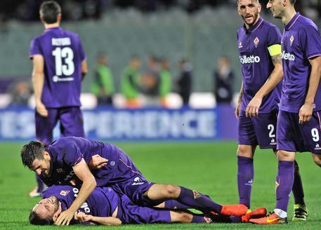 Serie A: Badelj gol, Roma ko a Firenze Ba5f137c60bfa7b2b8b849f543697a6b