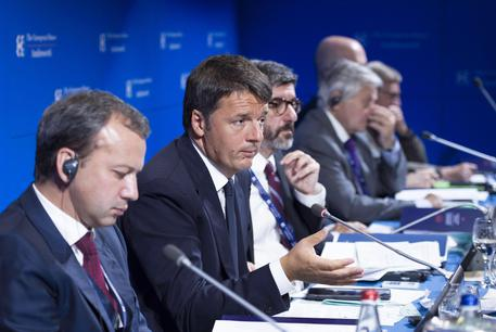 Renzi,Casa Italia guidata da Politecnico