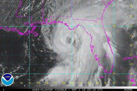 Usa: ciclone post-tropicale Hermine verso Ny, spiagge chiuse