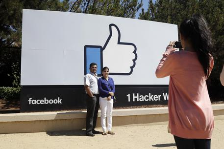 Facebook supporta donne con #SheMeansBusiness © AP