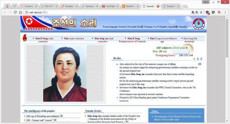 Corea del Nord testa