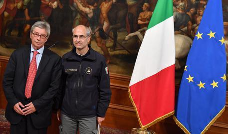 Amatrice, Renzi: tutto tornerà come prima