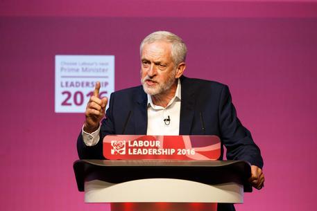 Gb, primarie Labour senza sorprese: Jeremy Corbyn resta leader