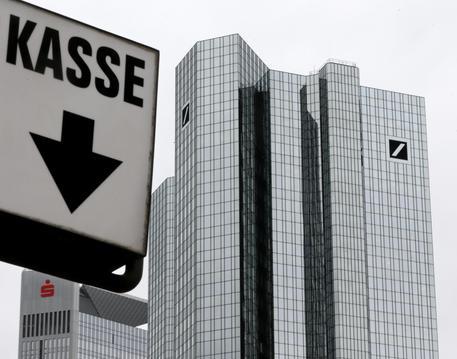 Deutsche Bank: Nouy, trattata come tutti, siamo paranoici su regole