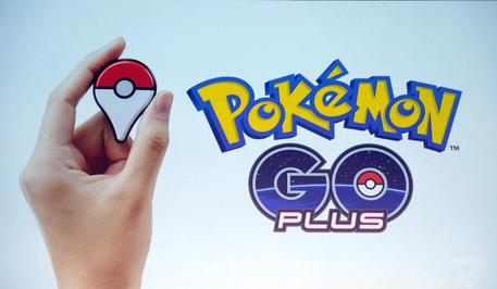 Pokemon Go Plus per giocare senza smartphone: prenotalo qui
