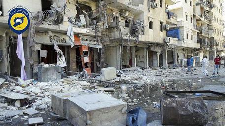 Siria, intesa tra Usa e Russia per cessate il fuoco da lunedì