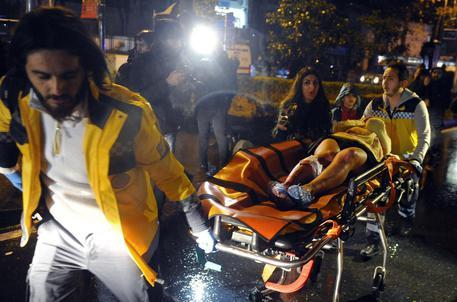 Attacco in discoteca ad Istanbul © AP