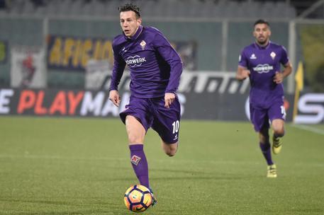 Bernardeschi in extremis, Fiorentina avanti