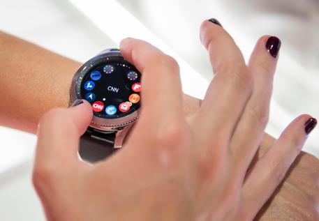 Samsung Gear S3 compatibile con iPhone 7
