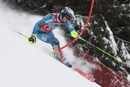Slalom, Kristoffersen è il re di Wengen. Moelgg ottavo