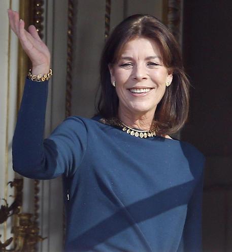 Принцессе Каролине завтра исполняется 60 лет