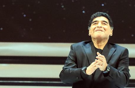 Maradona, contro l'Afa serve una granata