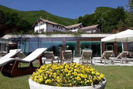 Italien Hotel Rigopiano