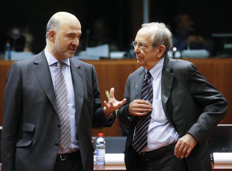 Padoan: l'entità della manovra chiesta dall'Ue non cambia