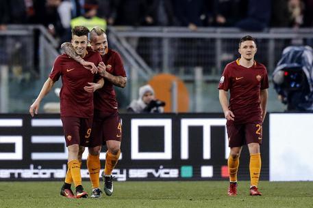 Coppa Italia: 4-0 a Sampdoria, Roma ai quarti 7a8ab9e1a1965339afa1c80834ac2638