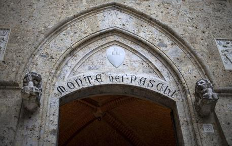 Sede Banca Monte dei Paschi di Siena in una foto di archivio © EPA