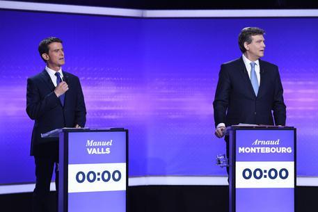 Francia, primarie della sinistra: sarà ballottaggio Hamon-Valls