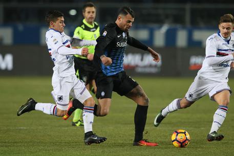 Sampdoria ko, Atalanta sale al 6/o posto 71228fb1d28407cc29c0ddaf33b61a0a