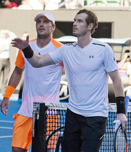 Tennis - Australian Open, Murray ammette: