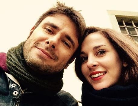 Di Battista su Instagram con Sarah, la nuova fiamma
