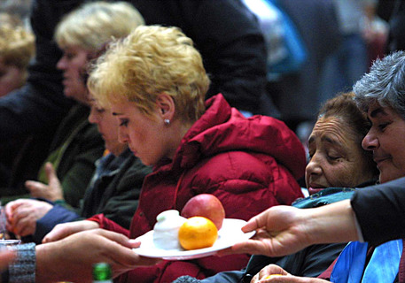 One in four at risk of poverty says Bank of Italy. (foto: ANSA )