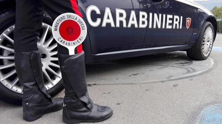 Carabinieri © ANSA