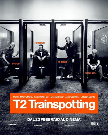 Cinema: Trainspotting 2 © ANSA