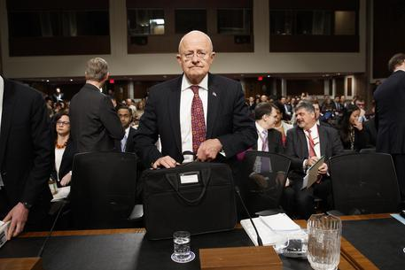James Clapper © AP