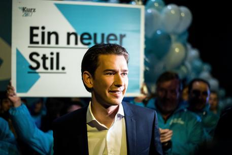 Austria, aumenta il distacco di Sebastian Kurz