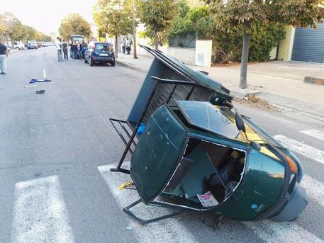 Sardara: Scontro motoape-auto, muore uomo di 71anni