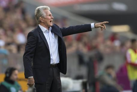 Bundesliga Il Bayern Riparte A Suon Di Gol 5 0 Al