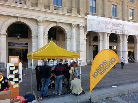 Protezione Civile: a Piazza Cavour la giornata nazionale di